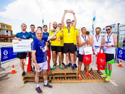 United for a good cause -  IHB Business Run Varna 2019