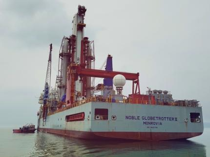 Shiprepair of MV NOBLE GLOBETROTTER II