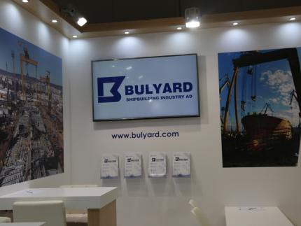 BULYARD's Participation in POSIDONIA 2018
