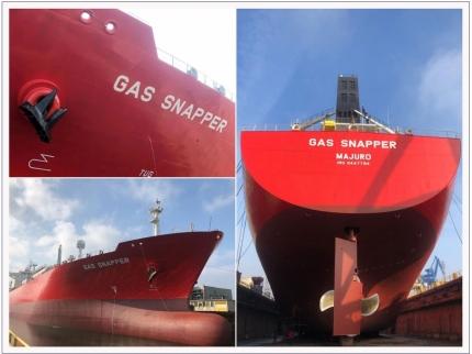 Gas Snapper
